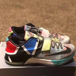 "New Men's KD 7 SE ""What The KD"""